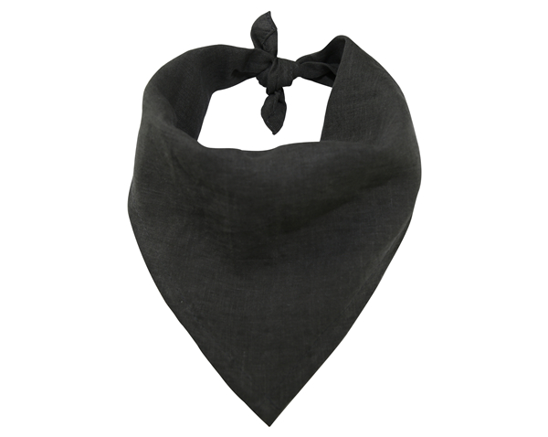 Manufacturer Adjustable Stonewashed Linen Pet Bandana Kerchief Custom Triangle Dog Bandana Bibs Soft Pet Scarfs for Puppy Dog Cat Charcoal Pet Accessories OEM Neckwear Pet Apparel for Wholesale